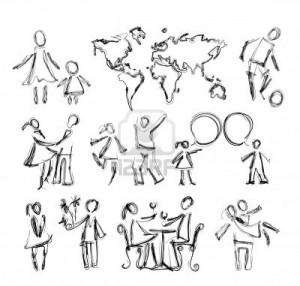 10336183-abstractas-personas-en-diferentes-situaciones-y-mapa