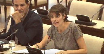 Rosa Martínez en Comisión de Energía: Comparecencia de Comisario Arias Cañete